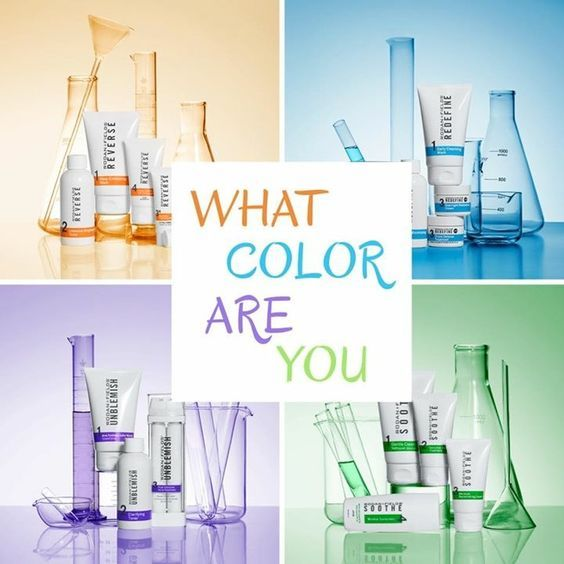 What is your color.. Rodan and Fields Direct Sales…