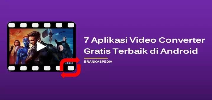 7 Aplikasi Video Converter Gratis Terbaik Android Video Aplikasi Android