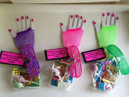 how to make roller skate treat bags - Google Search