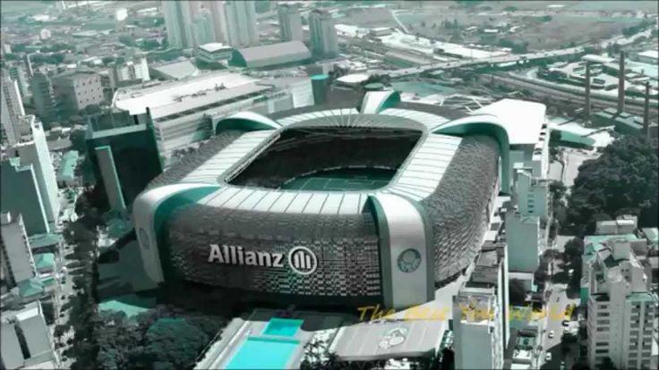 Últimas notícias Arena do Palmeiras recebe multa de R$ 40 mil - Futebol