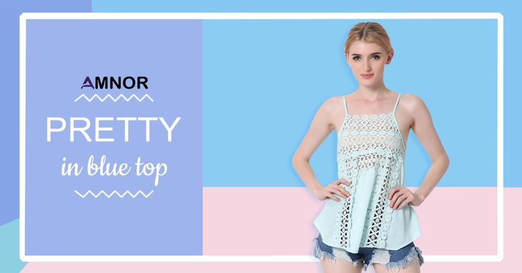 Browse our stylish collection of women's top👕 SALE Upto 50% OFF. LIMITED TIME OFFER HURRY UP! ⏰⏰⏰  Cash on Delivery available All Over India Comment YES if you want One🤗🤗 #pretty #blue #womes #tops #sale #onlineshopping