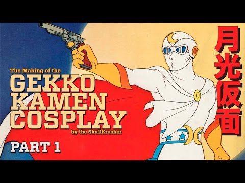 Resultado de imagen para Gekkō Kamen