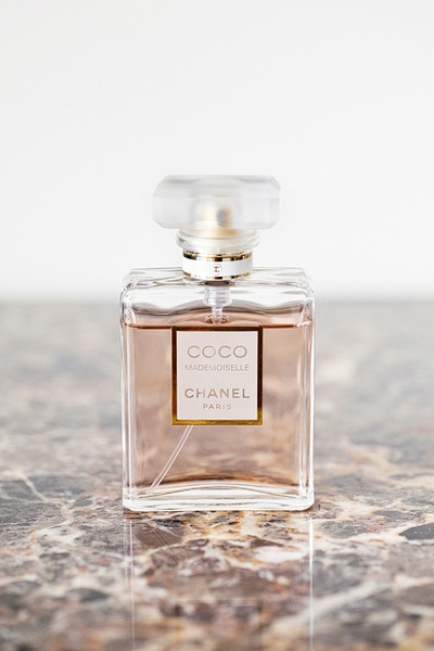 New To The Perfume Tray: Coco Mademoiselle. Love Chanel fragrances but still deciding if this suits me or not.