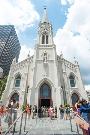 St. Joseph's Cathedral has been around since the Civil War! Visit this church in downtown Baton Rouge, Louisiana.