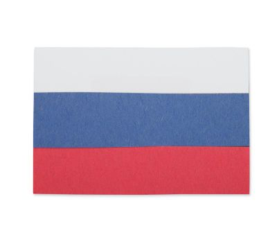 what is russia's flag