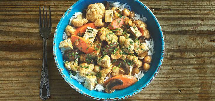 Tofu Vindaloo | Vindaloo, Tofu and Indian cuisine
