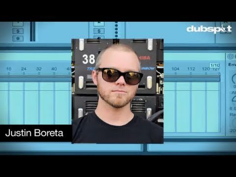 Ableton Live Tips #8: Boreta (Glitch Mob) - Auto Filter, Audio Effects Rack