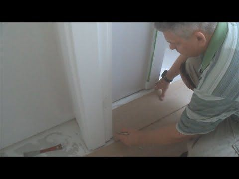 The 136 best hardwood floor installation images on pinterest here is a part 2 of the video laying wood flooring in a hallway that has doorways both sides here youll see different ways how to install wood floor solutioingenieria Images