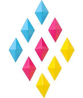 Alibi Diamond CMY 2014 Stomp Pad