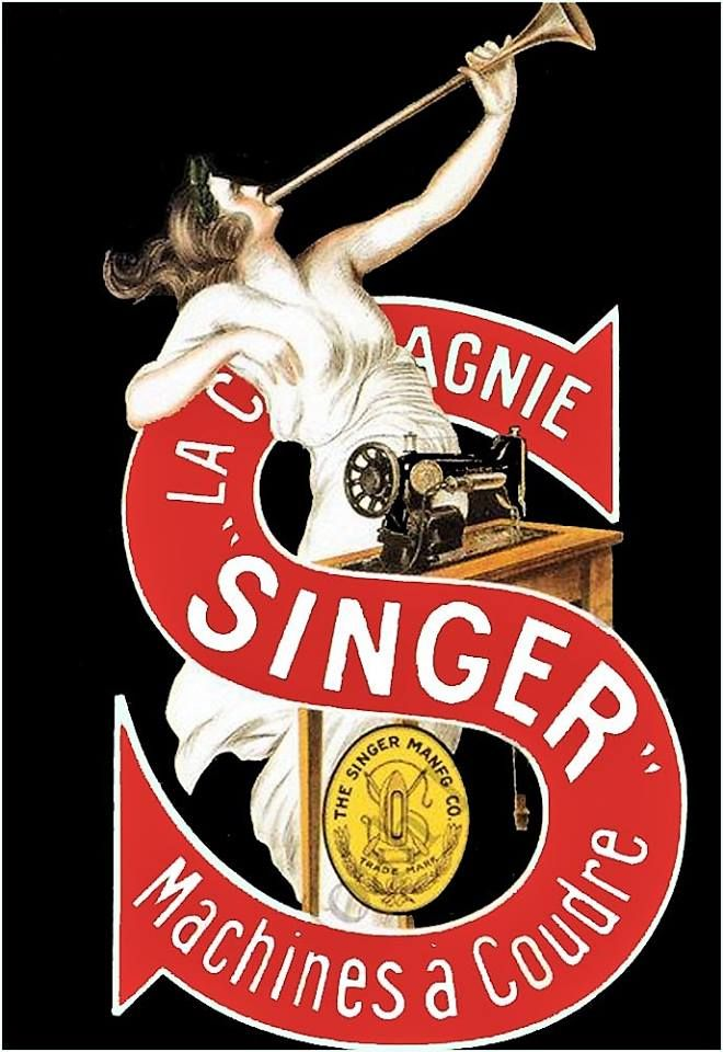 Singer Machines a Coudre