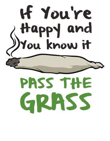 PASS THE GRASS