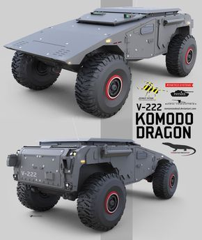 Komodo Dragon by NOMANSNODEAD.deviantart.com on @DeviantArt