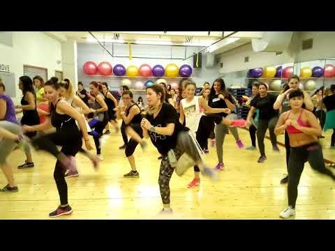 (1) Zumba® Toning - Don't let me down - YouTube