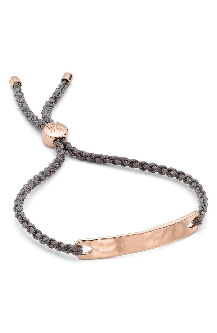 Monica Vinader 'Havana' Friendship Bracelet