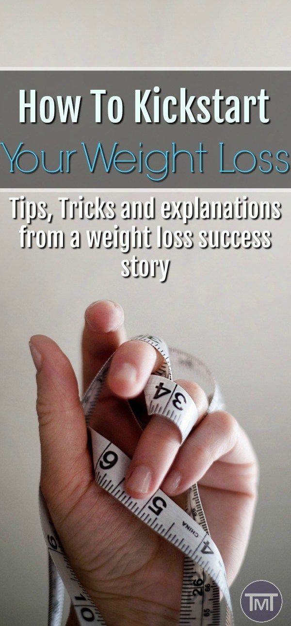 How to kickstart your weight loss. Tips, tricks and advice on why you should do them from a weight loss success story. #weightloss #weight #fitness #fitfam #health #healthylifestyle #weightlossjourney