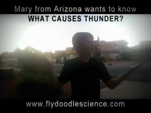 What Causes Thunder?
