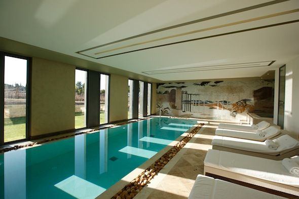 spa-domaine-de-verchant-montpellier-by-suite-privee3 One of the best Spa in France located in Montpellier. Terrific 5* hotel with a spa of 1250 m2 by Valmont. Top of the top exclusively on www.suite-privee.com, private travel club selling luxury hotels at discounted rates !