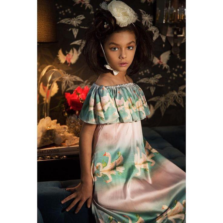 #Girlsdress by: #Aristocratkids ❤