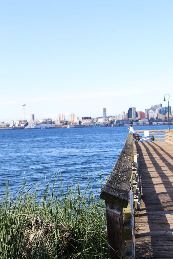 Travelogue: Seattle in 48 hours Portage Bay Cafe, Woodland Park Zoo, Hot Cakes Restaurant, Ivar's kayak-up restaurant