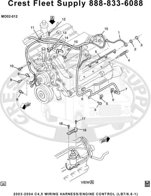 12 Lly Engine Wiring Diagram Engineering Diagram Duramax