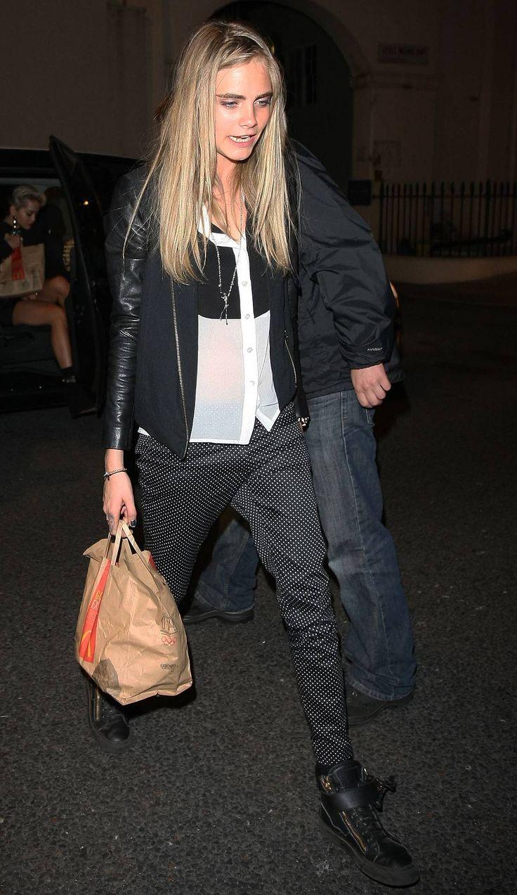Cara Delevingne. #wardrobecrush #fashion #hswardrobe