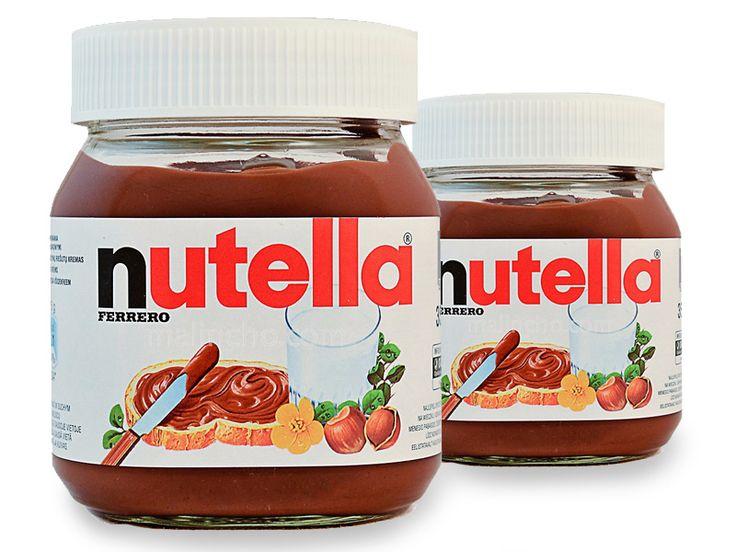 Nutella 500g    75,- Kč