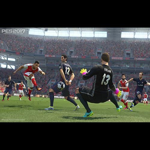 Game Pro Evolution Soccer 2017 - Xbox One - Americanas.com