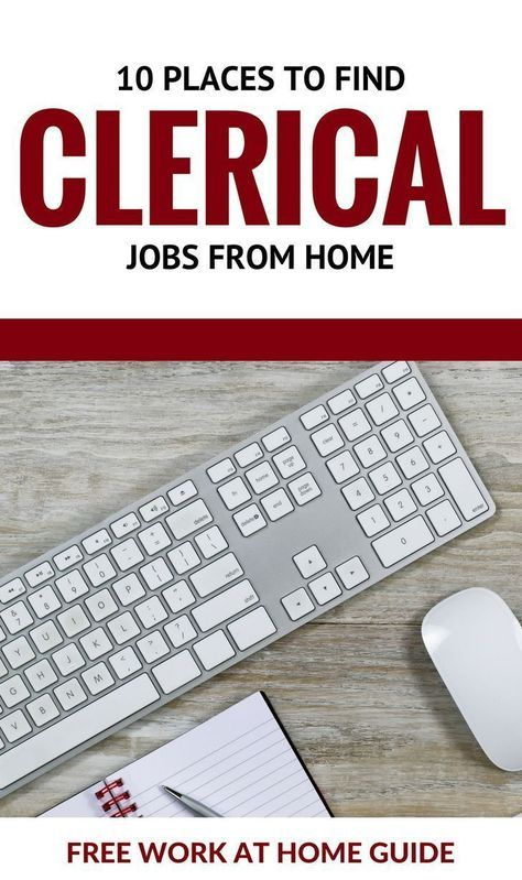 17 best ideas about clerical jobs on pinterest