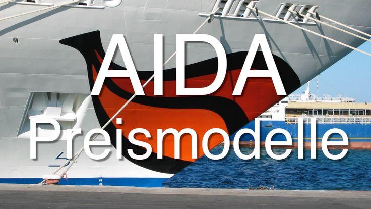 AIDA Preismodelle - AIDA Guide