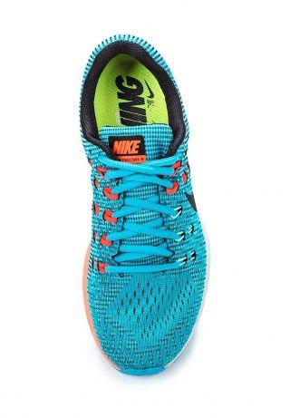 Кроссовки Nike, цвет: голубой. Артикул: NI464AWFMY14
