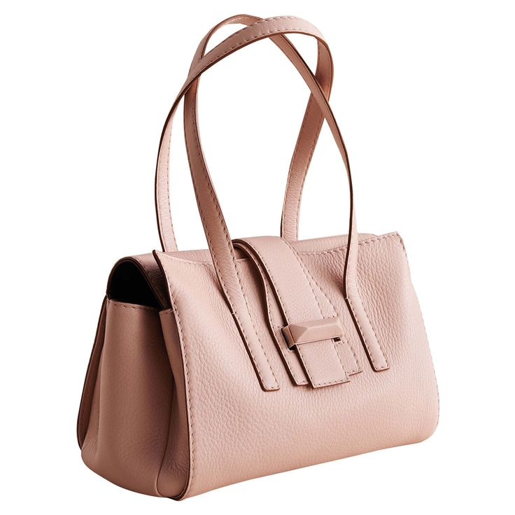 Because the color of the season makes for a pretty, sophisticated work bag.