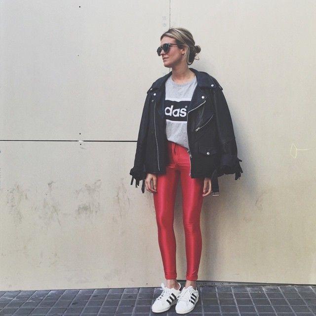 BLANCA MIRÓ SCRIMIERI @blancamiro Red hot chili leg...Instagram photo | Websta (Webstagram)