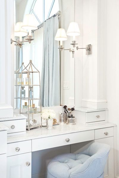 1000 images about makeup table vanity on pinterest for Bathroom designs with dressing area