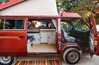 1989 Volkswagen Bus/Vanagon Vanagon GL Westfalia 1989 VW Vanagon Westfalia Pop-Top Camper