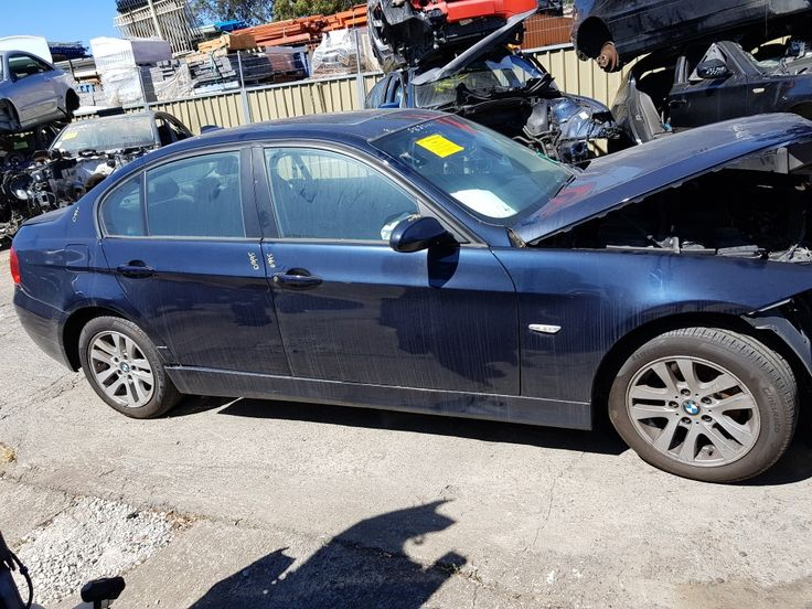 BMW 320I E90 2.0L 4 Cylinder  (N46) Automatic (6HP-19)  Executive S1 (04-08)