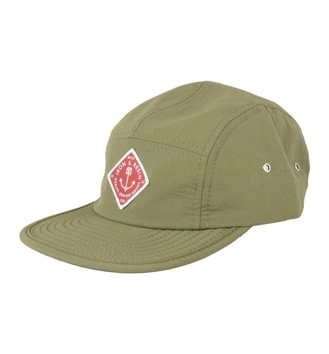 7956e30bdcc Outpost Hat - Headwear - Iron and Resin