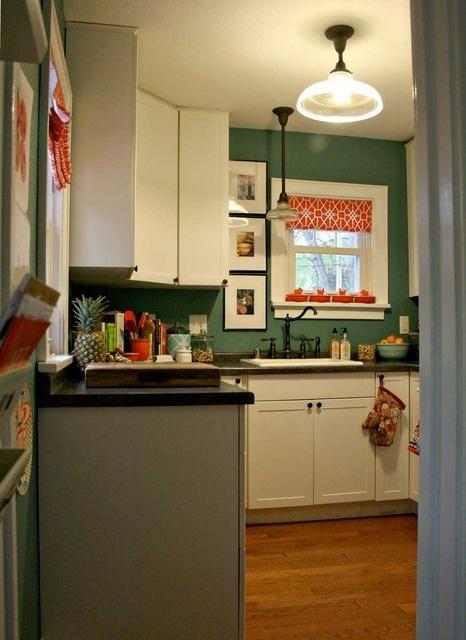 paint the kitchen?