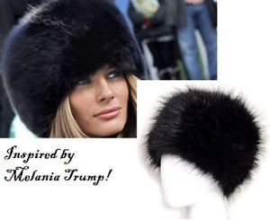 Faux Fur Cossack Russian Style Hat Ladies Winter Women d7f0d99de9d6
