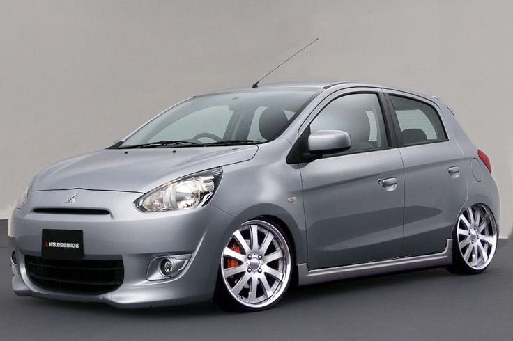 Mitsubishi Mirage Eco Car - http://sportscarx.com/