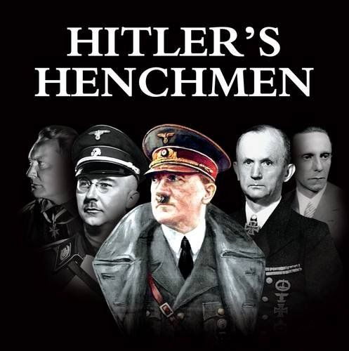 """""""Hitler's Henchmen"""" av Pat Morgan - 'A book with alliteration in the title'"""