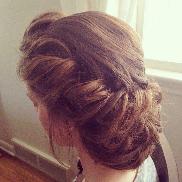Superb 1000 Ideas About Vintage Prom Hair On Pinterest Prom Hair Short Hairstyles For Black Women Fulllsitofus