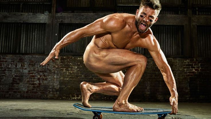 """He might have two Super Bowl titles -- and one of the game's best ever catches -- to his name, but Julian Edelman has at least one thing he's not proud of: """"Ugly feet."""" Edelman bares all in the ninth annual Body Issue."""