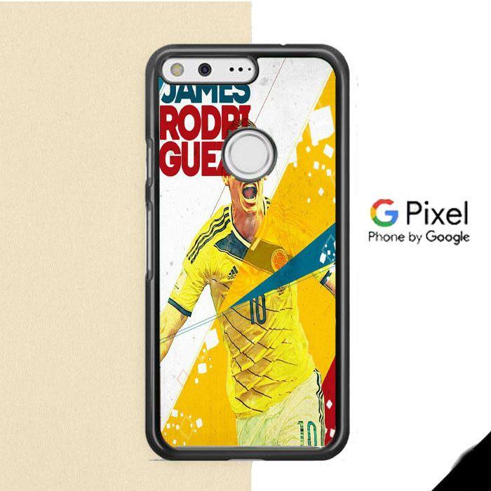 James Rodrigues 10 Google Pixel Case