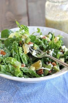 This Orange Poppy Se This Orange Poppy Seed Salad is delicious!!...  This Orange Poppy Se This Orange Poppy Seed Salad is delicious!! It is fresh and easy that is a favorite! Click for the recipe Recipe : http://ift.tt/1hGiZgA And @ItsNutella  http://ift.tt/2v8iUYW