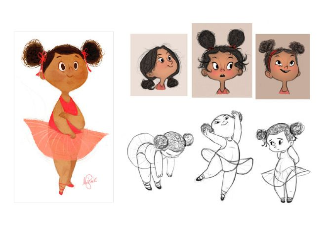Best Character Design Portfolio : Best images about character design on pinterest