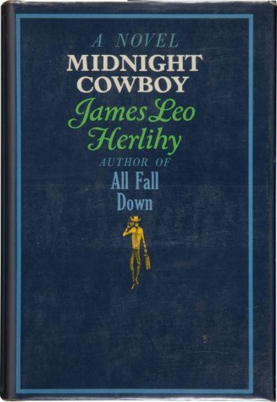 Esiste un certo modo di salire a bordo del tempo che dà a un uomo il diritto di proprietà sul mondo e su tutto quello che contiene. James Leo Herlihy (Un uomo da marciapiede, 1965)