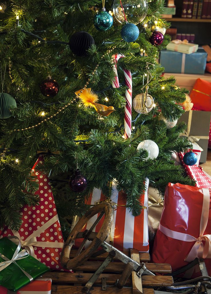 Seppälä Christmas tree