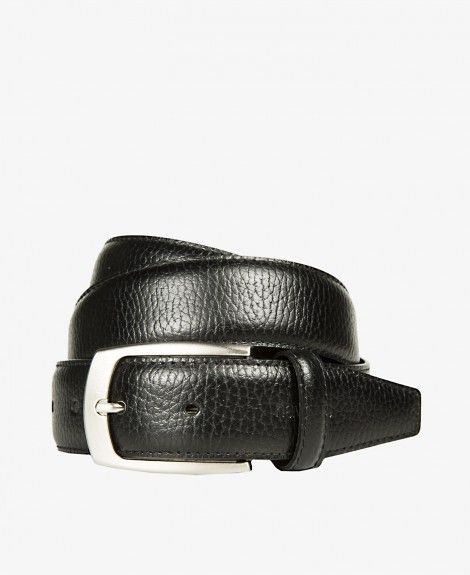 Leather and plastic belt, printed, made in Italy, with metal buckle and Navigare logo | Navigare