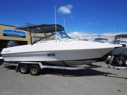 COMMODORE ALL ROUNDER 670 FAMILY FISHING DIVING HUGE OPEN DECK   Motorboats & Powerboats   Gumtree Australia Wanneroo Area - Wangara   1125835973
