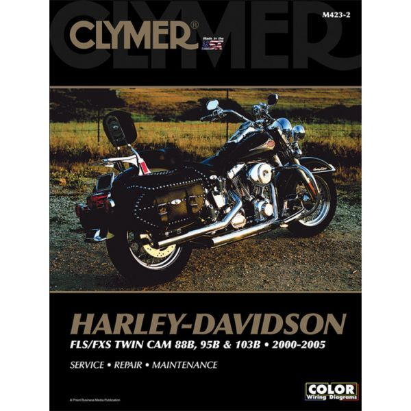 Clymer Motorcycle Repair Manual 4201 0146 Harley Davidson Harley Davidson Photos Harley Softail